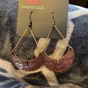 (5 for $15) Paparazzi Aztec Earrings